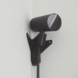 fichier imprimante 3d gratuit Corner Oculus Rift Sensor Mount - avec œillets pour ongles, R3DPrinting