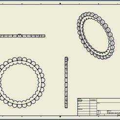 Download free 3D printer model MIRROR FRAME, Joey123