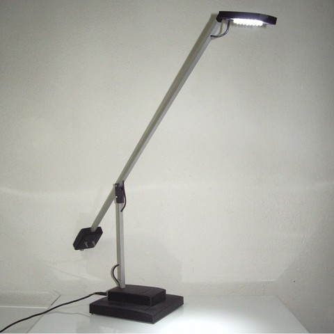 Free STL files LED Office Lamp, Nanard