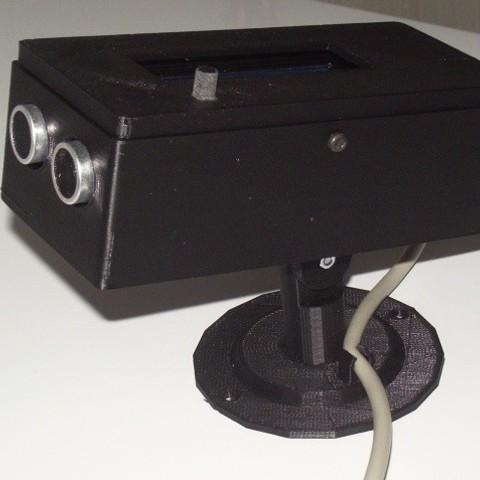 Free 3D printer files Housing for Telemetric Switch, Nanard