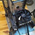 STL file PC Case mini ITX, JohnyCV