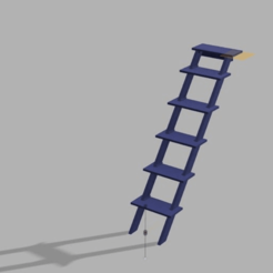 50735895_415929805812997_8774973933574160384_o.png Download STL file playmobil cirque 3720 ladder • 3D printable object, jemlabricole