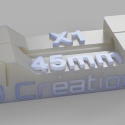2021-01-03_12h26_30.png Télécharger fichier STL Coupe PTFE calibré Artillery X1 & Genius. • Design pour impression 3D, jemlabricole