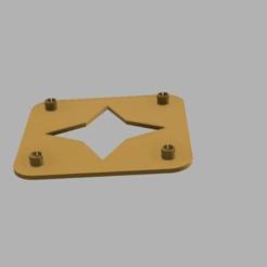 50502962_416027372469907_1469965248684359680_n.png Download STL file Playmobil 3726 base • 3D printing model, jemlabricole