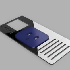 delonghiV2 v1.png Télécharger fichier STL Delonghi protège plateau machine à café • Modèle pour impression 3D, jemlabricole