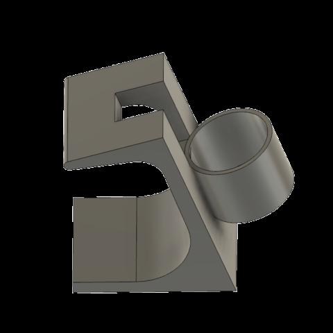 suport tattoo Neutre v1.png Download STL file suport machine tattoo • 3D printer model, Mikalive