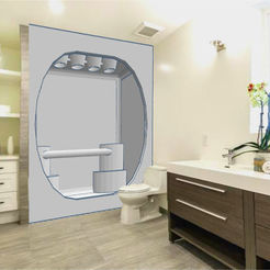 Free 3d printer designs The Shower of Tomorrow, AdamModelAccount