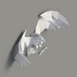 Modèle 3D Aigle, vitascky