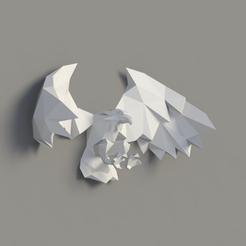 3D print files Eagle, vitascky