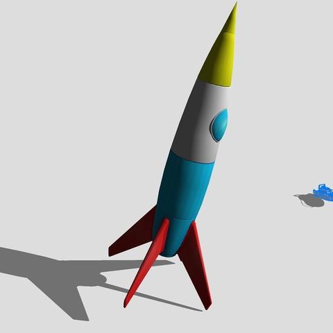transport_pack_0001.jpg Download STL file rocket • 3D printable design, scifikid