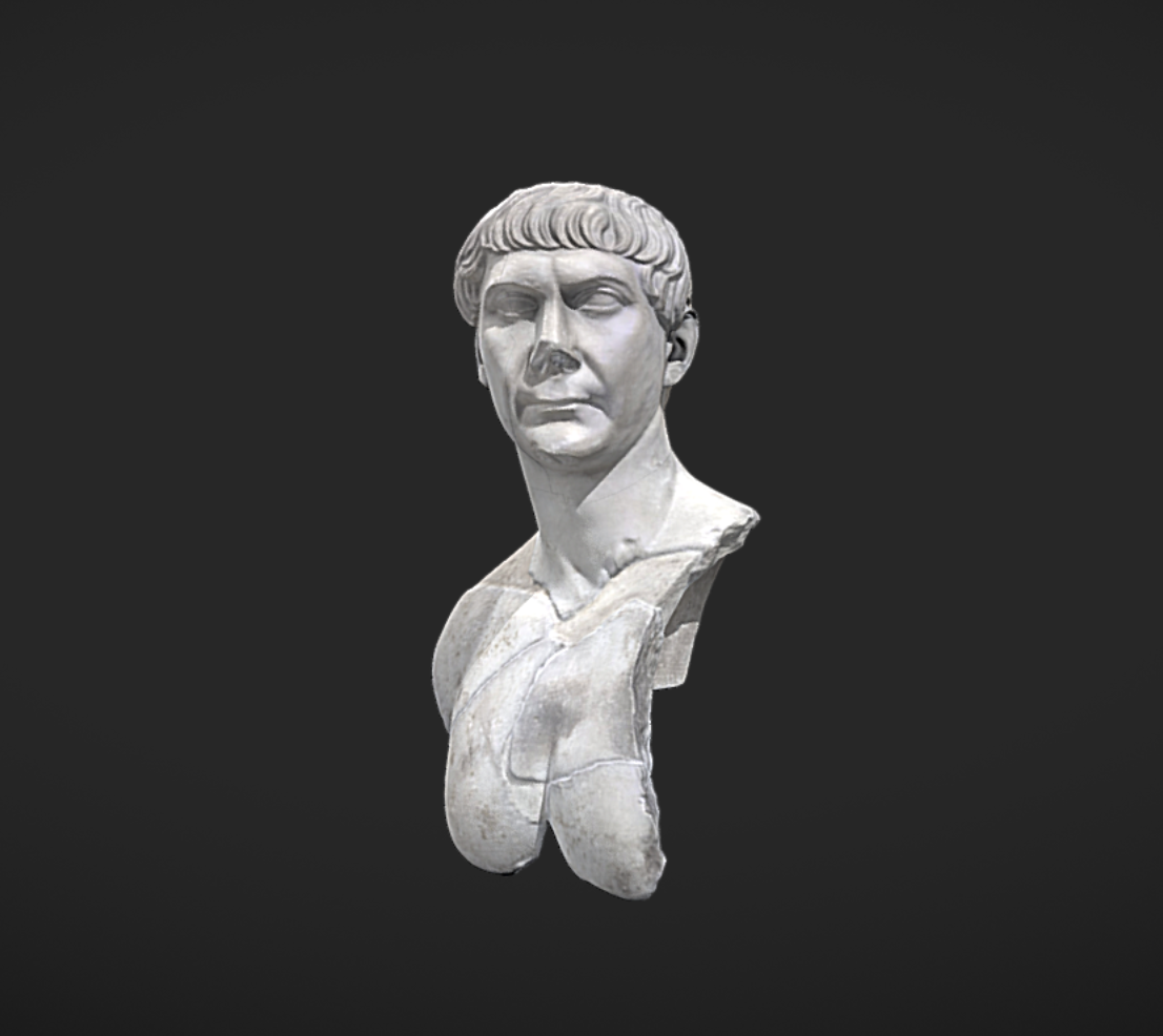 Capture d'écran 2017-11-13 à 14.38.57.png Télécharger fichier OBJ gratuit Buste de Trajan • Objet pour impression 3D, MSR