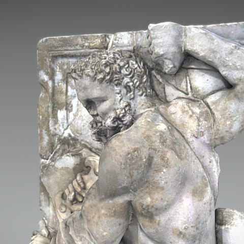 Capture d'écran 2017-11-13 à 15.02.12.png Télécharger fichier OBJ gratuit Hercule tuant Géryon • Objet à imprimer en 3D, MSR