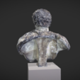 Free STL files Bust of Septimius Severus, MSR
