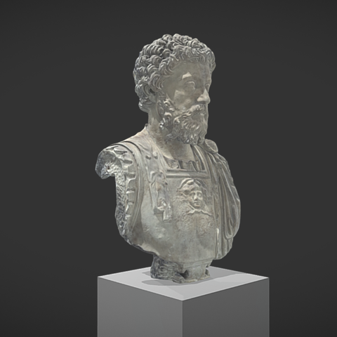 Capture d'écran 2017-11-13 à 14.32.51.png Télécharger fichier OBJ gratuit Buste cuirassé de Marc Aurèle âgé • Modèle pour imprimante 3D, MSR
