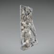 Free Hercules killing Géryon 3D printer file, MSR