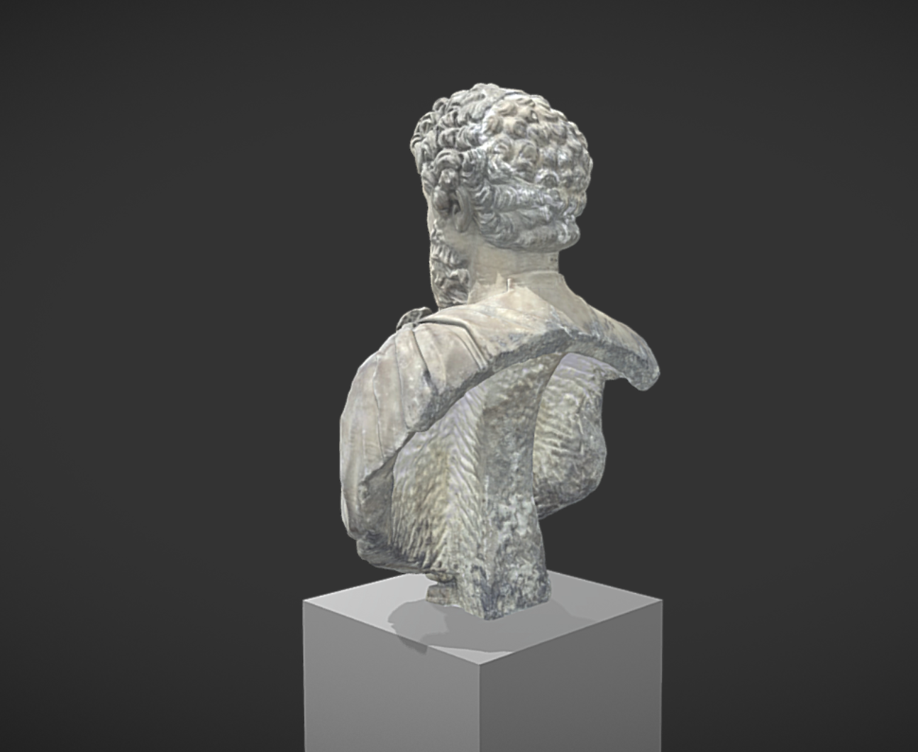Capture d'écran 2017-11-13 à 14.32.41.png Télécharger fichier OBJ gratuit Buste cuirassé de Marc Aurèle âgé • Modèle pour imprimante 3D, MSR