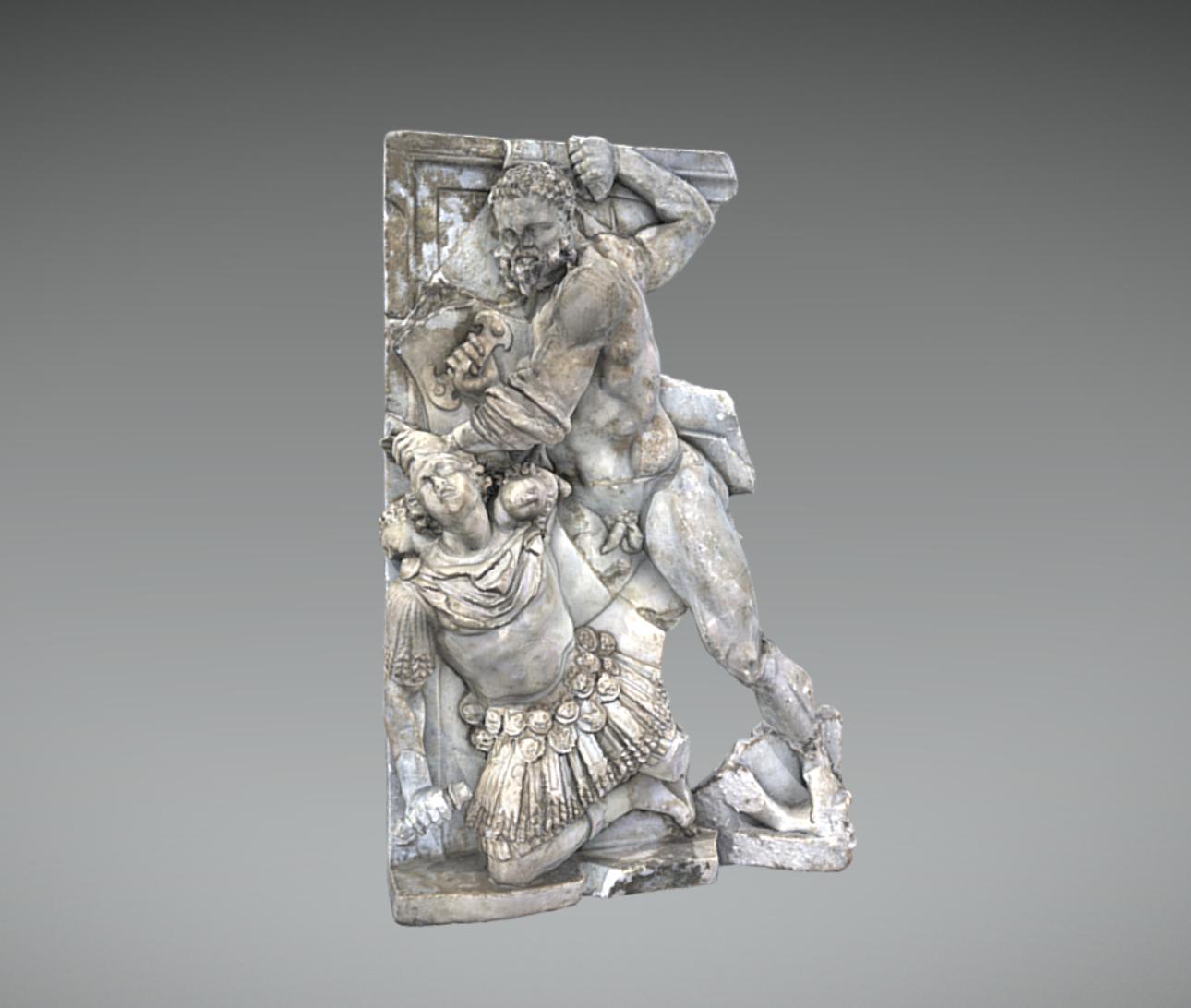 Capture d'écran 2017-11-13 à 15.01.21.png Télécharger fichier OBJ gratuit Hercule tuant Géryon • Objet à imprimer en 3D, MSR