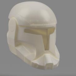 Republic Commando.png Télécharger fichier STL Casque du commando de la République • Design pour impression 3D, SKUPERDIY
