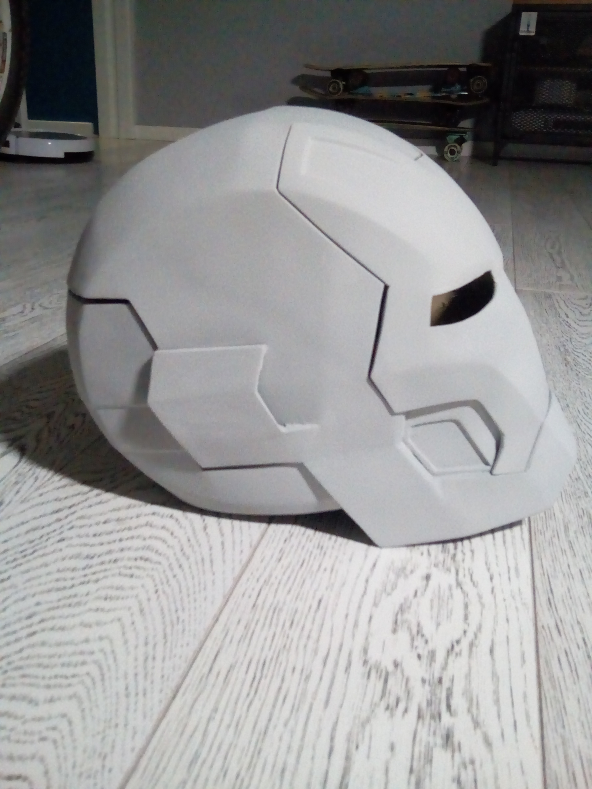 IMG_20190529_232332.jpg Download STL file Iron Man Mark 42  • 3D printing object, SKUPERDIY