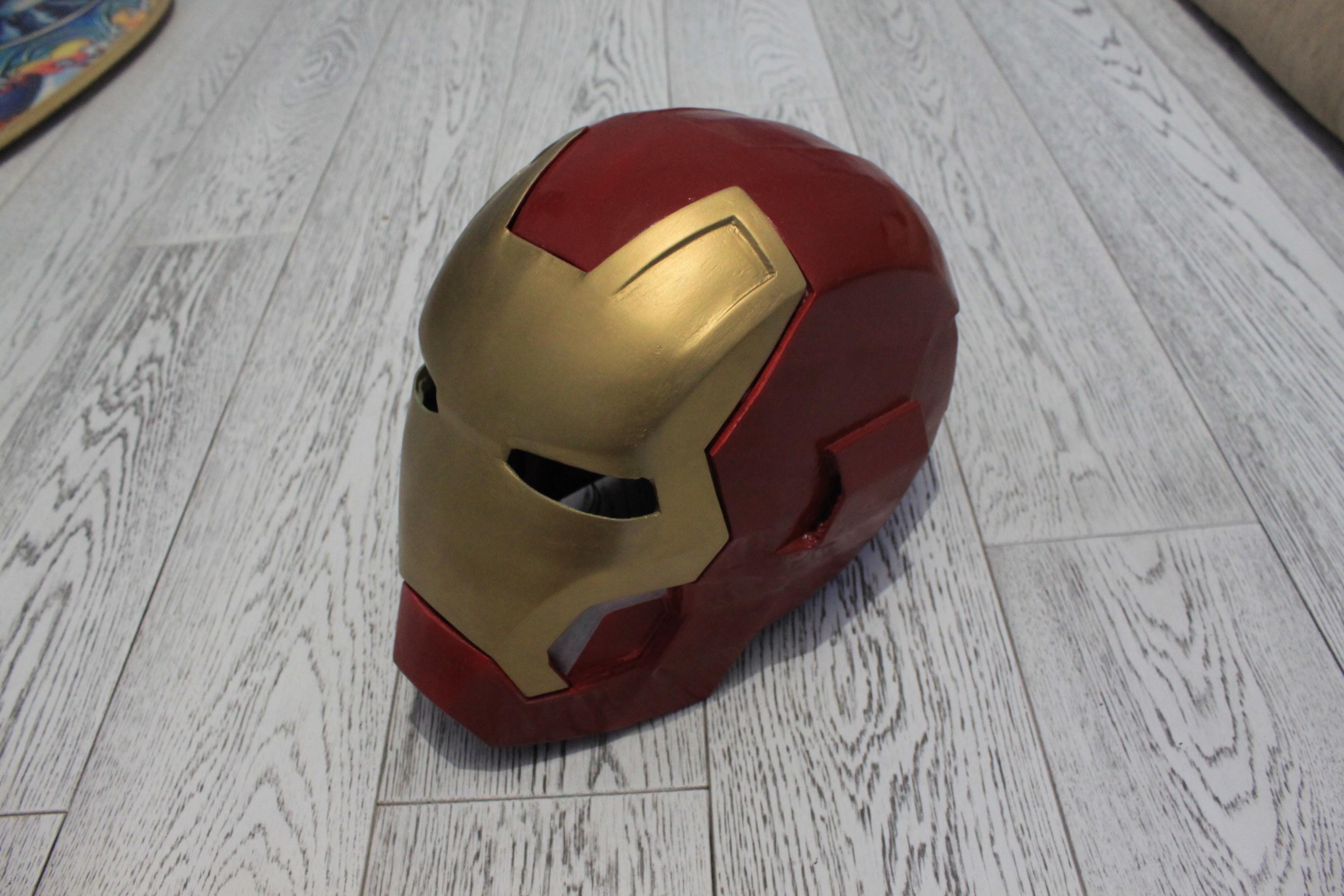 IMG_1146.JPG Download STL file Iron Man Mark 42  • 3D printing object, SKUPERDIY