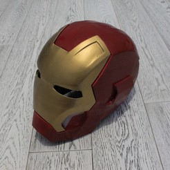 Objet 3D Iron Man Mark 42, SKUPERDIY
