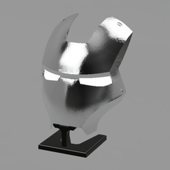 Télécharger objet 3D Masque Iron Man Mark 2, SKUPERDIY