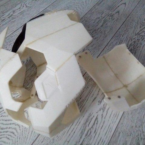 0DvGExjanpE.jpg Download STL file Iron Man Mark 42  • 3D printing object, SKUPERDIY