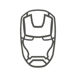 Ir man 1.png Download STL file Iron Man Mark 3 dish stand • 3D print model, SKUPERDIY