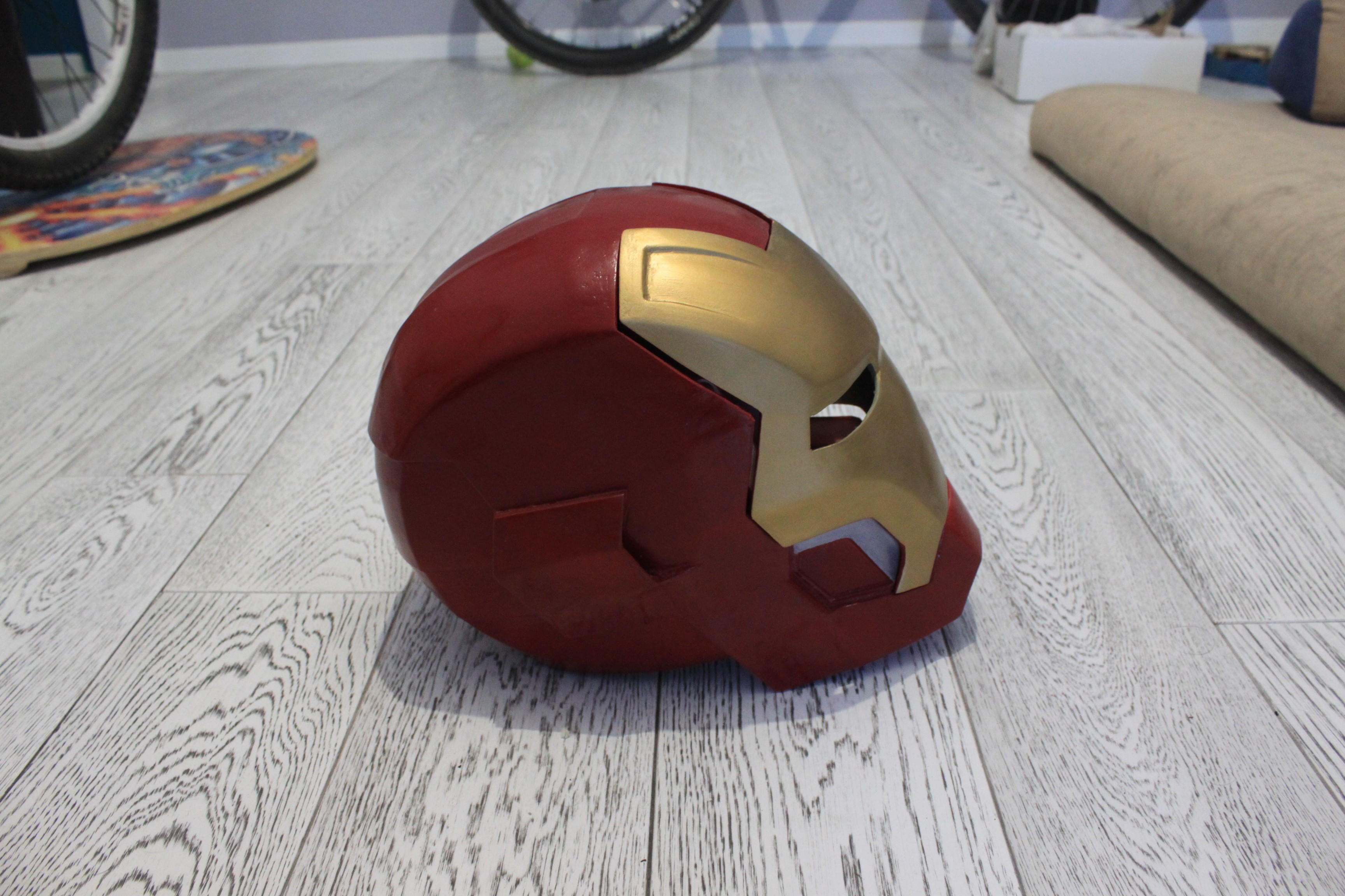 IMG_1150.JPG Download STL file Iron Man Mark 42  • 3D printing object, SKUPERDIY