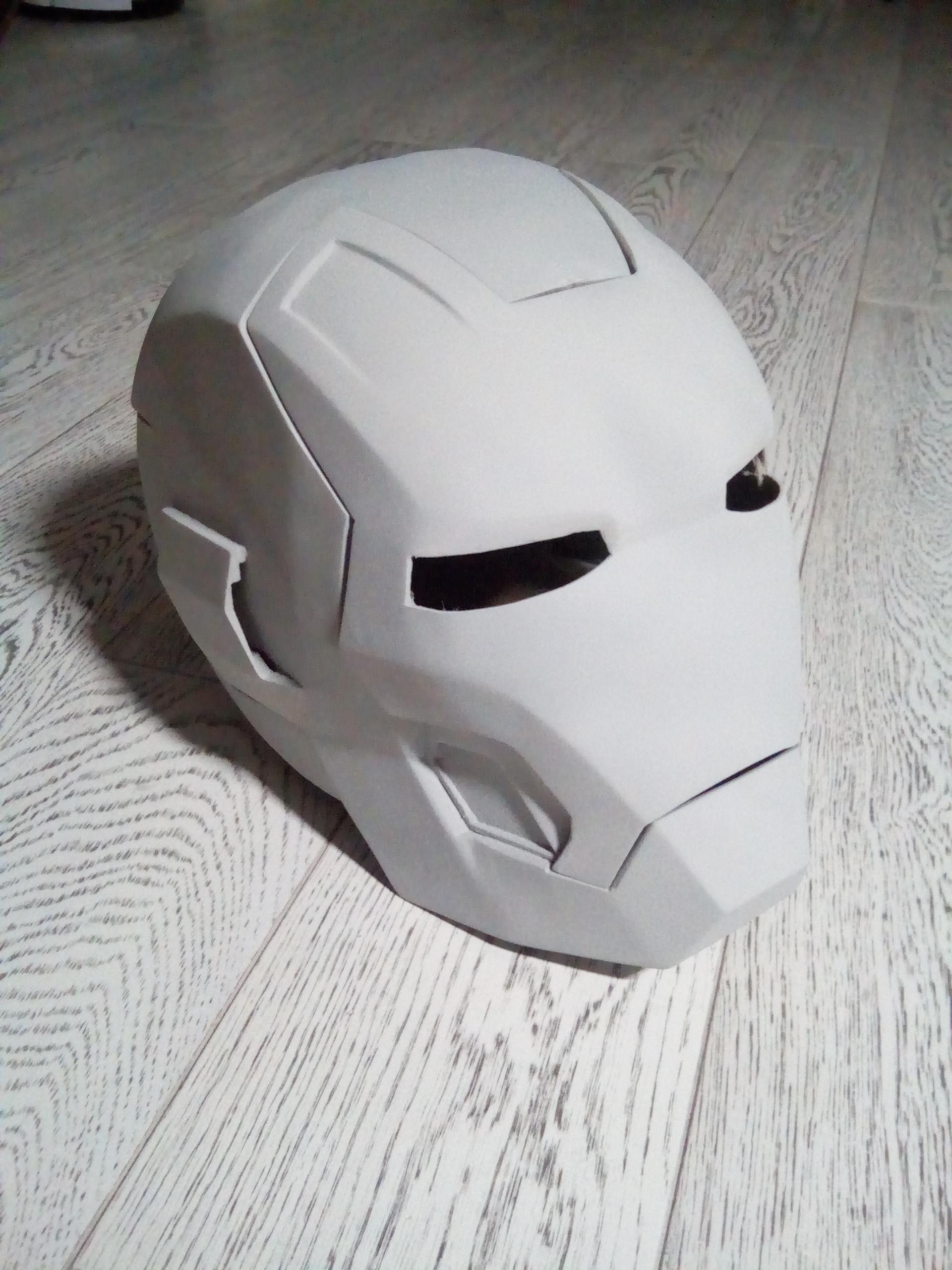 IMG_20190529_232301.jpg Download STL file Iron Man Mark 42  • 3D printing object, SKUPERDIY
