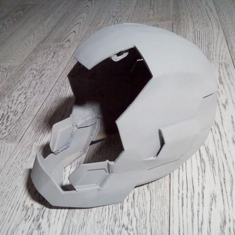 IMG_20190529_232458.jpg Download STL file Iron Man Mark 42  • 3D printing object, SKUPERDIY