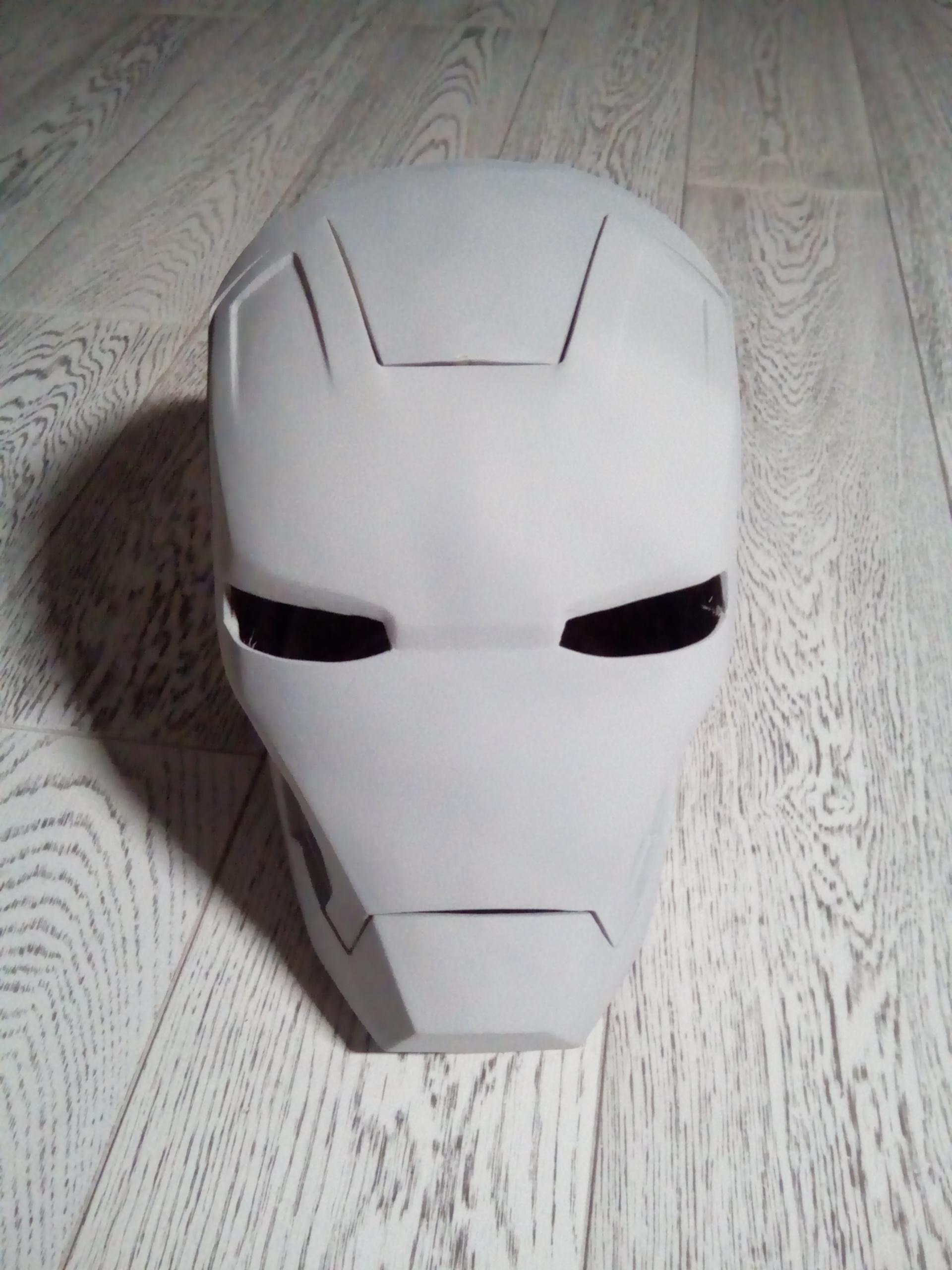 IMG_20190529_232357.jpg Download STL file Iron Man Mark 42  • 3D printing object, SKUPERDIY