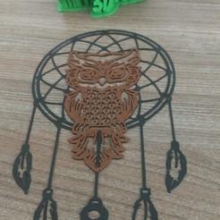 mandala coruja cult.jpg Download STL file Mandala de coruja OWL • Design to 3D print, AnaPaulaFrankenIz