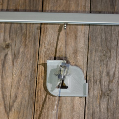20180327_8557.jpg Download free STL file IKEA STRÖMBY frame hangers • 3D printer template, kleinerELM