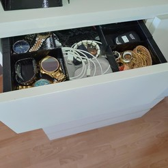 malm1.jpg Download free STL file IKEA MALM additional space • 3D printer design, DannyH5173