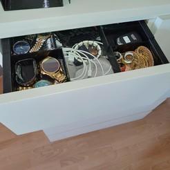 Descargar Modelos 3D para imprimir gratis Espacio adicional de IKEA MALM, DannyH5173