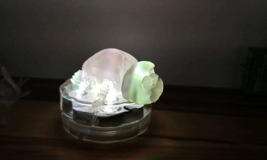 Download free STL file FLEXI BEETLE • 3D printer model, alex7919