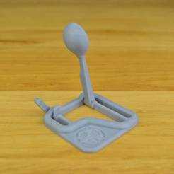 Free Mini Catapult STL file, 3DPrintingOne