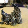 3D print model Fortress of the Crescent, Stuwaha