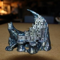 Download 3D printing designs Fortress of the Crescent, Stuwaha
