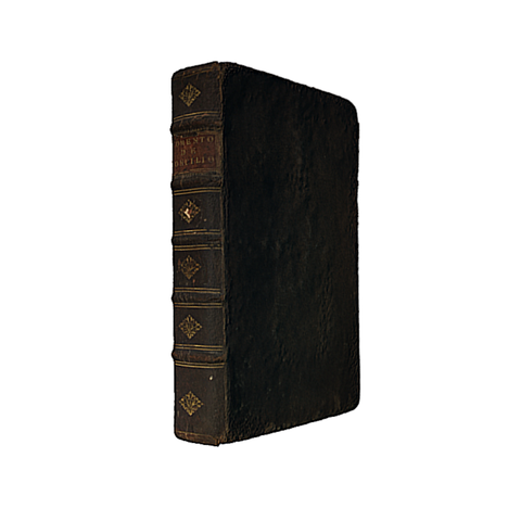 Free STL Book of 1739 of the Council of Trent, MonteMorbase