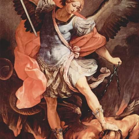 1KoxQJA.jpg Download free OBJ file Torso of St. Michael the Archangel • 3D printer design, MonteMorbase