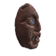 Free 3d printer files Mask, MonteMorbase