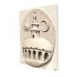 Free stl files Montemor-o-Novo Coat of Arms, MonteMorbase