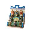 Free Crib of Estremoz | Merry christmas STL file, MonteMorbase