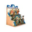 Modelos 3D para imprimir gratis Cuna de Estremoz | Feliz Navidad, MonteMorbase