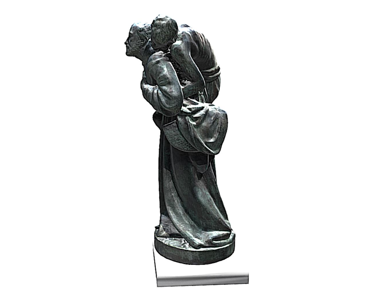 Capture d'écran 2017-11-13 à 16.39.30.png Télécharger fichier OBJ gratuit Saint Jean de Dieu | Juan de Dios • Objet à imprimer en 3D, MonteMorbase