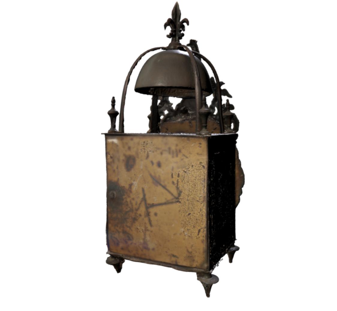 Capture d'écran 2017-11-13 à 16.46.12.png Download free OBJ file French Lantern Clock • 3D printable object, MonteMorbase