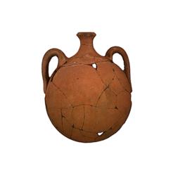 Free 3D model Pottery Flask, MonteMorbase