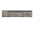 Free STL file Roman epigraph, MonteMorbase